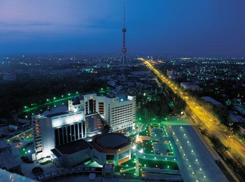 Tashkent Uzbekistan  city photo : View of Tashkent, Uzbekistan
