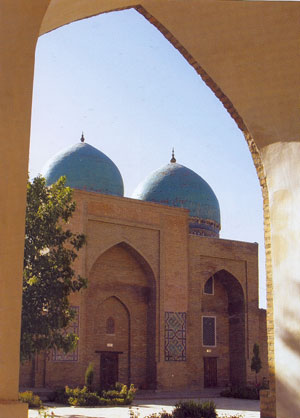 Mausoleum of Shams Ad-Din Kulyal