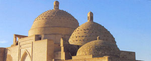 Mausoleum of Sheikh Boharzi