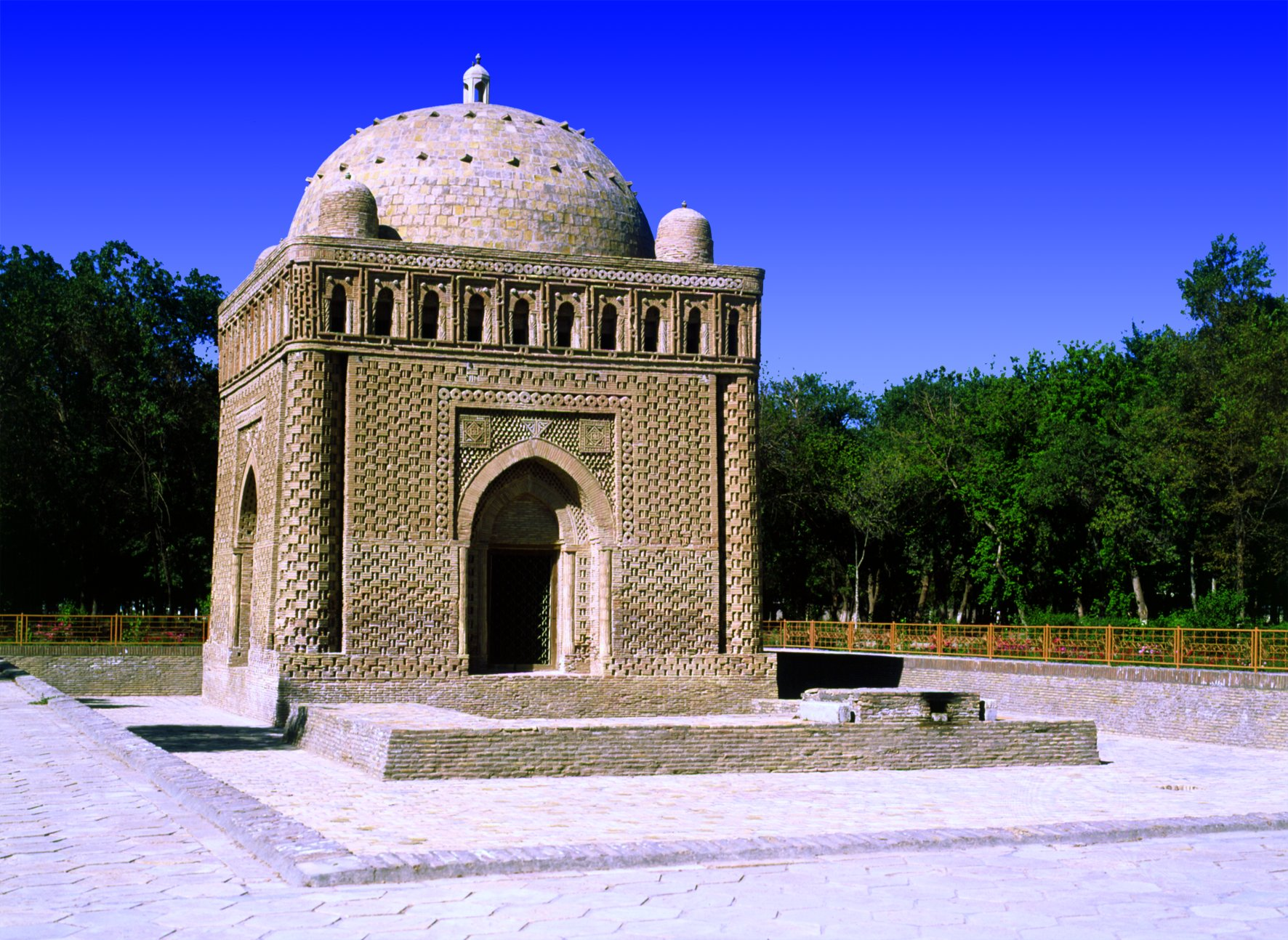 Mausoleum of Ismail Samani