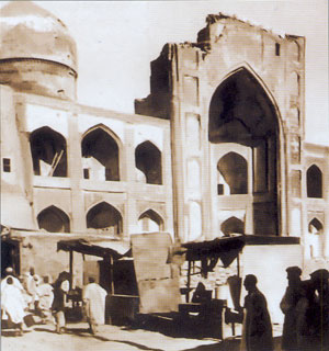 Miri-Arab Madrasah, Bukhara - old photo