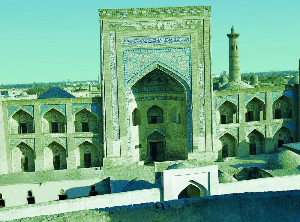 Madrasah of Khurdjum and Allakuli-Khan