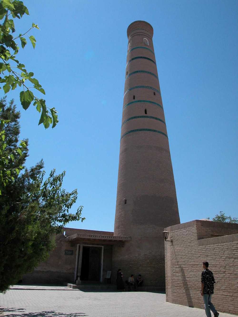 Minaret of Djuma Mosque