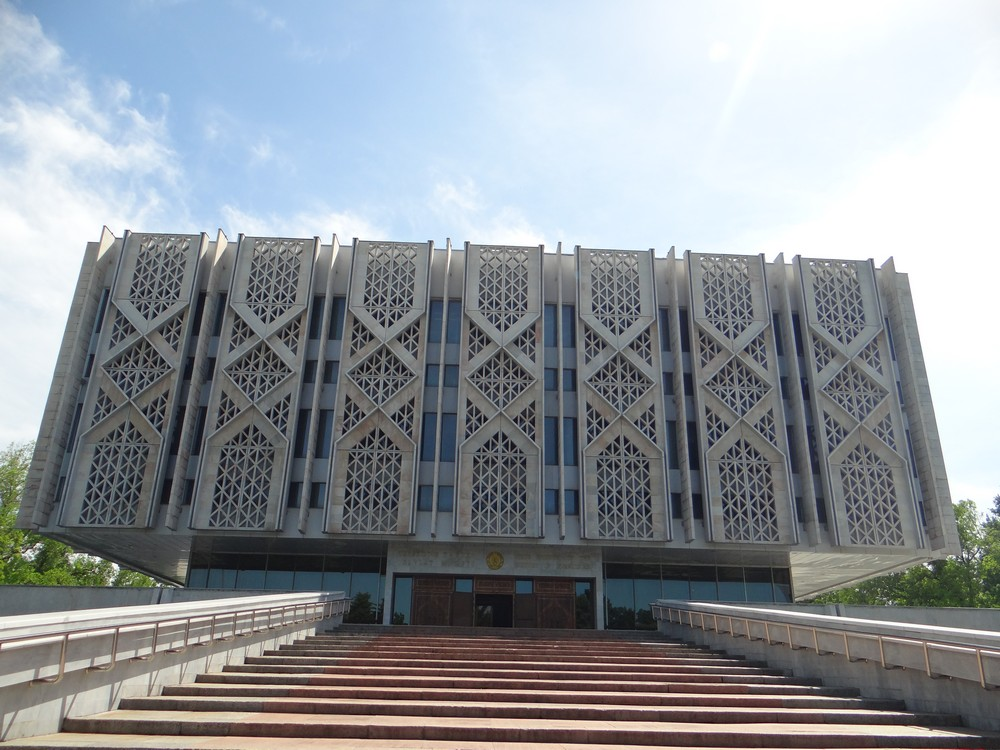 State Museum of History of Uzbekistan