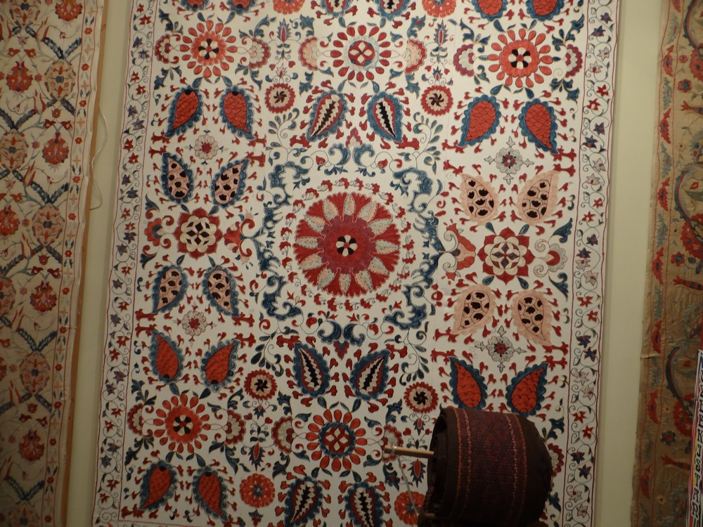 Suzani - printed cloth