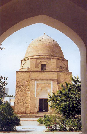 More views of the Mausoleum